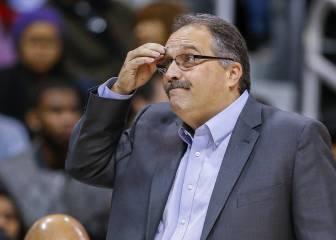 Los Pistons salvan los muebles con una remontada en Miami