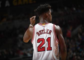 ¡52! Jimmy Butler se viste de Jordan para salvar Chicago