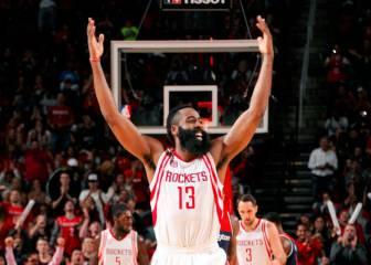 Los Rockets: más victorias que Cavs y las mismas que Spurs