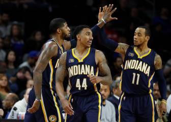 Los Pacers le comen el terreno a los Pistons en la Conferencia Este