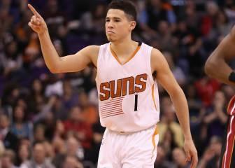 Cousins (31+6+6) mantiene octavos a los Kings; Ganan los Suns