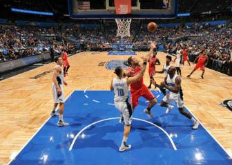 Los Houston Rockets no paran: siete consecutivas y 18 de 20