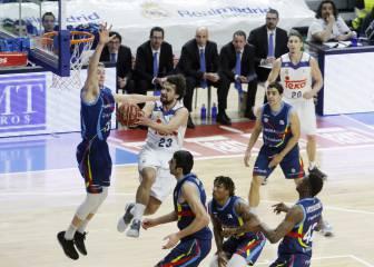 Llull salva el liderato en la prórroga ante un duro Andorra