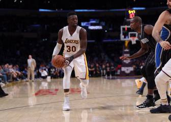 19+10 de Ibaka, victoria de Lakers y testimonial Calderón