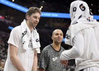Así ve Pau Gasol a Popovich y a sus compañeros en los Spurs