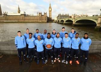Londres se abona a la NBA: 7 partidos oficiales en 6 años