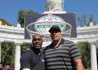 Los Spurs de Gasol y Ginóbili, estrellas de la NBA en México