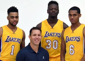 Los Lakers quieren a Millsap y Noel...sin traspasar jóvenes
