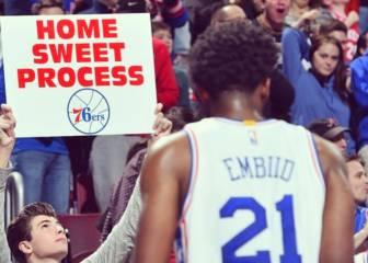 Embiid y el uso de las redes sociales para ser All Star