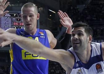 El Madrid se despierta a tiempo y Doncic roza el triple-doble