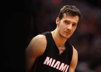 Goran Dragic, ¿con un pie fuera de los Heat?