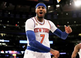 Rumor: Carmelo solo aceptaría un traspaso a Clippers o Cavs