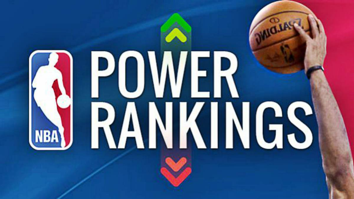 Power Rankings: cambio de líder con una semana de locos por delante: Warriors, Cavs, Rockets..