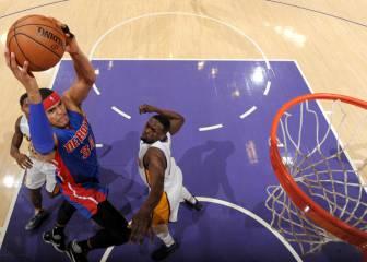Los Lakers siguen perdidos: 4ª derrota consecutiva