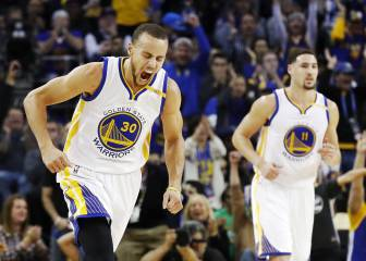 Los Warriors se toman revancha y destrozan a los Cavs