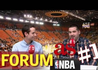 ¡El estreno de AS NBA Forum! Warriors asustan; Embiid ilumina