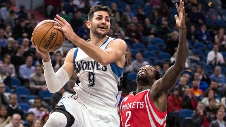 Los Timberwolves buscan traspasar a Ricky Rubio antes del cierre del mercado