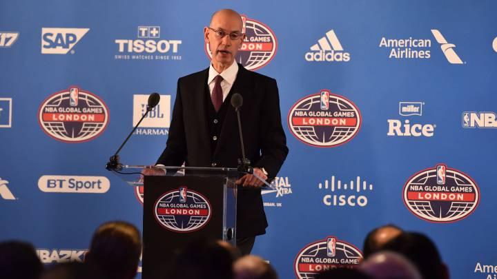Ya hay nuevo convenio de la NBA hasta la temporada 2023-24
