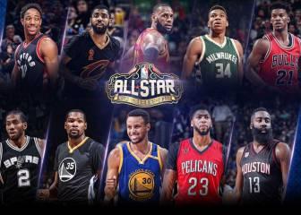 LeBron y Curry liderarán el All Star; Marc, fuera... de momento