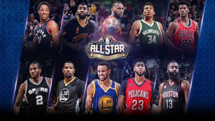 LeBron y Curry liderarán el All Star Game; Marc Gasol, fuera... de momento