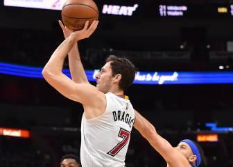 Un gran Dragic (32 puntos) bate a los Mavericks en Miami