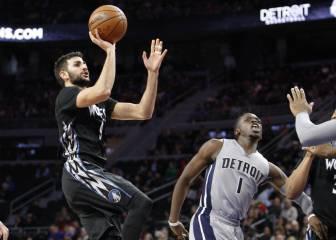 Los Wolves negocian con los Pistons: Ricky Rubio por Jackson