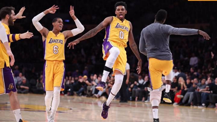 Los Lakers ganan y Calderón (7+6) ayuda a romper su mala racha