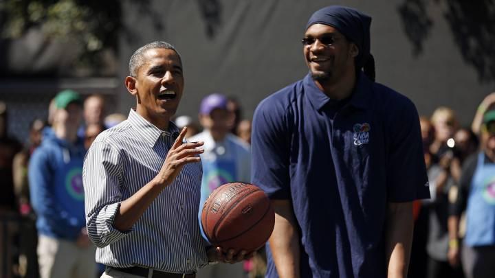 ¿Quién fue el máximo anotador con Obama de presidente?