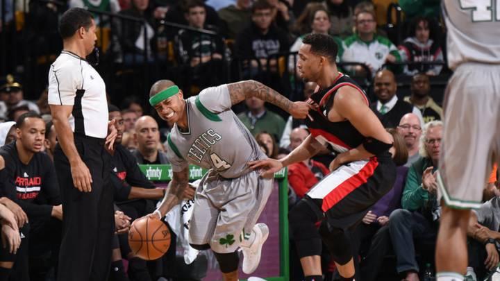 Isaiah (41) no evita otro desastre de los Celtics en el Graden