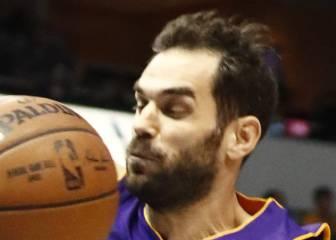 Los Lakers sufren la peor paliza de su historia ante Dallas