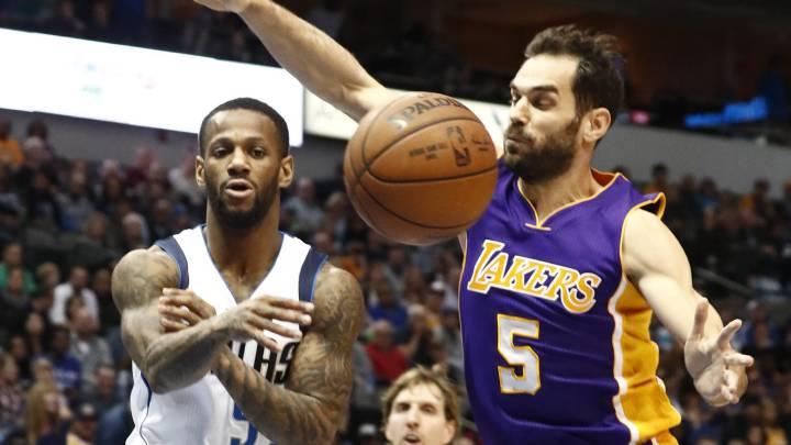 Ridículo histórico de los Lakers: caen en Dallas por ¡49 puntos!