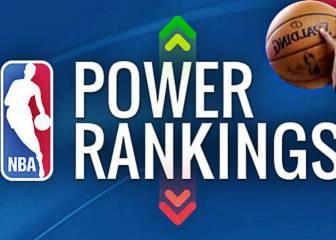 Power Rankings: los Warriors han demostrado que son el mejor equipo de la NBA