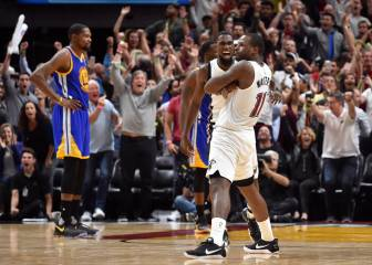 ¡Milagro de Waiters! Triple y séptima derrota de los Warriors