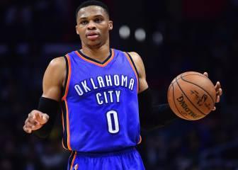 Letal Westbrook: triple-doble y canasta ganadora en Utah