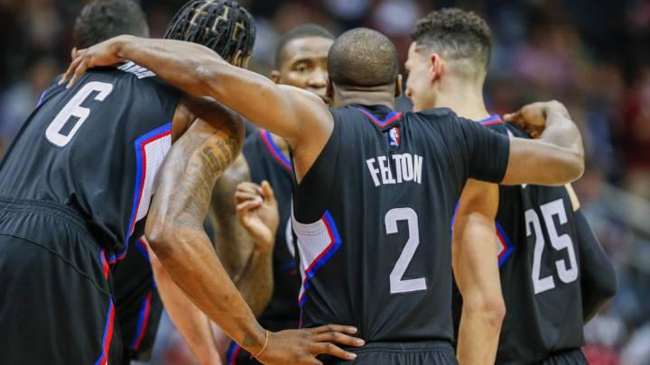 Los Clippers y los Kings toman aire con triunfos en el Este