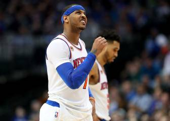 ¿Carmelo a los Clippers sin perder a Paul, Griffin o Jordan?