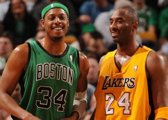 Celtics vs Lakers: la mayor rivalidad de la NBA en números