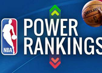 Power Rankings: Heat, Wizards, Pacers y Celtics; el Este, de moda