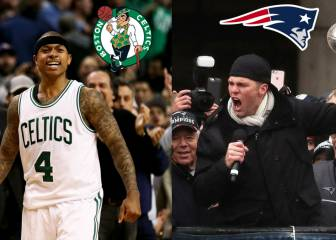 Tom Brady, a Isaiah Thomas, tras ganar la Super Bowl: