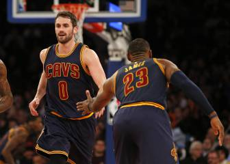 5 posibles candidatos para sustituir a Kevin Love en el All Star