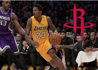 ¡Primer traspaso de Magic! Lou Williams, a Houston con Harden