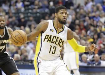 Los Indiana Pacers colocan a Paul George en el mercado
