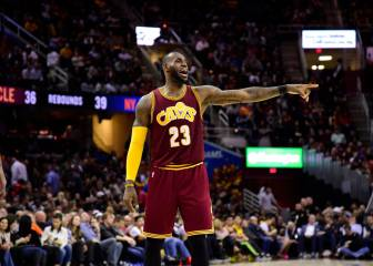 LeBron, 48º triple-doble, a la espera de Deron Williams