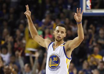 Los Warriors y Curry barren una vez más a los Clippers