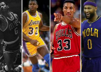Cousins y los 20 peores traspasos NBA: Magic, Pippen...