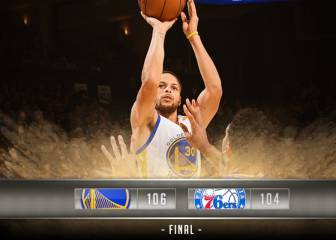 Curry y Green resucitan y los Warriors remontan un -16