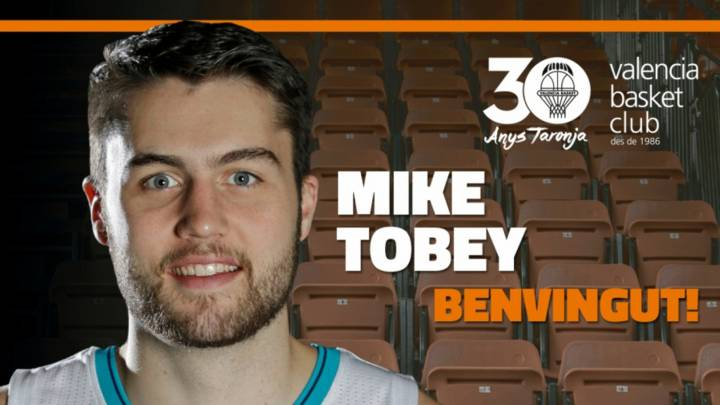 Mike Tobey.