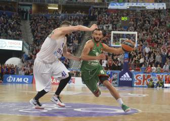 Paso de gigante del Baskonia y el Real Madrid sigue líder