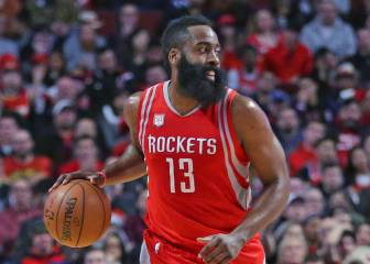 James Harden, rey del triple-doble con 40 o más puntos