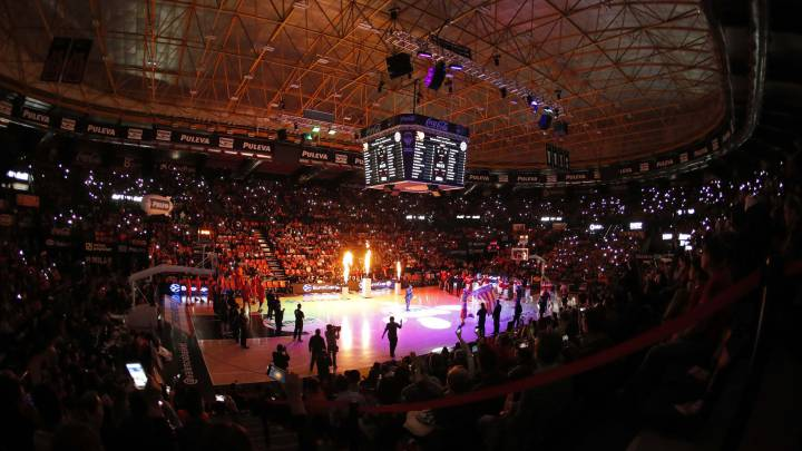 La ACB modifica su calendario por las competiciones europeas